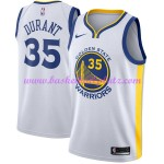 Golden State Warriors Trikot Herren 2018-19 Kevin Durant 35# Association Edition Basketball Trikots NBA Swingman