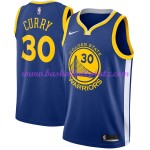 Golden State Warriors Trikot Herren 2018-19 Stephen Curry 30# Icon Edition Basketball Trikots NBA Swingman