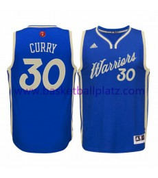 Golden State Warriors Trikot Herren 2015 Stephen Curry 30# NBA Weihnachten Basketball Trikot Swingman