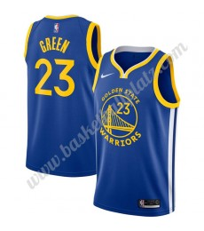 Golden State Warriors Trikot Herren 2019-20 Draymond Green 23# Blau Icon Edition Basketball Trikots ..
