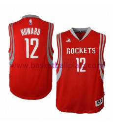 Houston Rockets Trikot Kinder 15-16 Dwight Howard 12# Road Basketball Trikot Swingman..