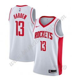 Houston Rockets Trikot Kinder 2019-20 James Harden 13# Weiß Association Edition NBA Trikots Swingman..
