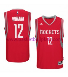 Houston Rockets Trikot Herren 15-16 Dwight Howard 12# Road Basketball Trikot Swingman