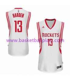 Houston Rockets Trikot Herren 15-16 James Harden 13# Home Basketball Trikot Swingman