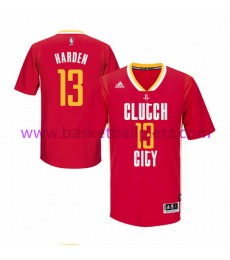 Houston Rockets Trikot Herren 15-16 James Harden 13# Pride Basketball Trikot Swingman..
