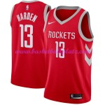 Houston Rockets Trikot Herren 2018-19 James Harden 13# Icon Edition Basketball Trikots NBA Swingman