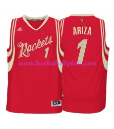 Günstige NBA Weihnachten Basketball Trikots Houston Rockets Herren 2015 Trevor Ariza 1# Swingman..