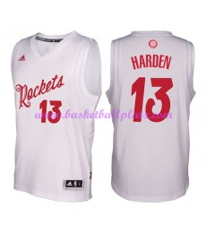 Günstige NBA Weihnachten Basketball Trikots Houston Rockets Herren 2016 James Harden 13# Swingman