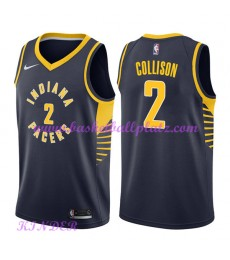 Indiana Pacers NBA Trikot Kinder 2018-19 Darren Collison 2# Icon Edition Basketball Trikots Swingman..