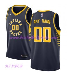 Indiana Pacers NBA Trikot Kinder 2018-19 Icon Edition Basketball Trikots Swingman..