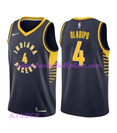 Indiana Pacers NBA Trikot Kinder 2018-19 Victor Oladipo 4# Icon Edition Basketball Trikots Swingman..