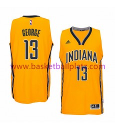 Indiana Pacers Trikot Herren 15-16 Paul George 13# Alternate Basketball Trikot Swingman..