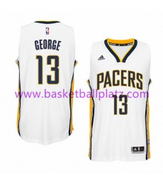 Indiana Pacers Trikot Herren 15-16 Paul George 13# Home Basketball Trikot Swingman