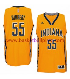 Indiana Pacers Trikot Herren 15-16 Roy Hibbert 55# Alternate Basketball Trikot Swingman