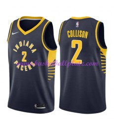 Indiana Pacers Trikot Herren 2018-19 Darren Collison 2# Icon Edition Basketball Trikots NBA Swingman..