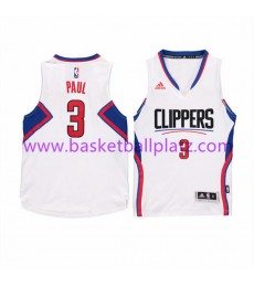 Los Angeles Clippers Trikot Kinder 15-16 Chris Paul 3# Home Basketball Trikot Swingman..