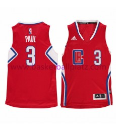 Los Angeles Clippers Trikot Kinder 15-16 Chris Paul 3# Road Basketball Trikot Swingman..