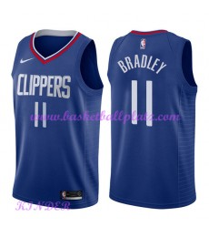 Los Angeles Clippers NBA Trikot Kinder 2018-19 Avery Bradley 11# Icon Edition Basketball Trikots Swi..