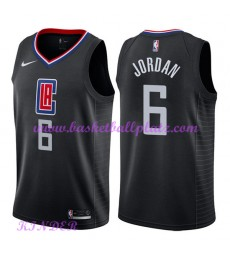 Los Angeles Clippers NBA Trikot Kinder 2018-19 Deandre Jordan 6# Statement Edition Basketball Trikot..