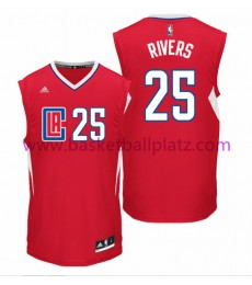 Los Angeles Clippers Trikot Herren 15-16 Austin Rivers 25# Road Basketball Trikot Swingman