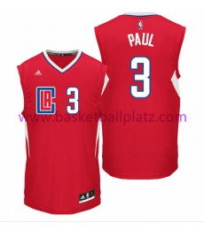 Los Angeles Clippers Trikot Herren 15-16 Chris Paul 3# Road Basketball Trikot Swingman