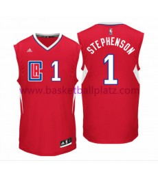 Los Angeles Clippers Trikot Herren 15-16 Lance Stephenson 1# Road Basketball Trikot Swingman