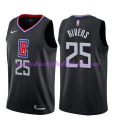 Los Angeles Clippers Trikot Herren 2018-19 Austin Rivers 25# Statement Edition Basketball Trikots NB..