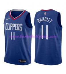 Los Angeles Clippers Trikot Herren 2018-19 Avery Bradley 11# Icon Edition Basketball Trikots NBA Swi..