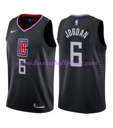 Los Angeles Clippers Trikot Herren 2018-19 Deandre Jordan 6# Statement Edition Basketball Trikots NB..