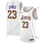 Los Angeles Lakers Trikot Kinder 2019-20 LeBron James 23# Weiß Association Edition NBA Trikots Swingman