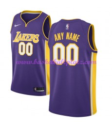Los Angeles Lakers Trikot Herren 2018-19 Statement Edition Basketball Trikots NBA Swingman