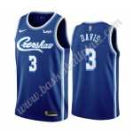 Los Angeles Lakers Trikot Herren 2019-20 Anthony Davis 3# Blau Classics Edition Basketball Trikots NBA Swingman