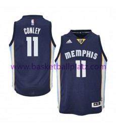 Memphis Grizzlies Trikot Kinder 15-16 Mike Conley 11# Road Basketball Trikot Swingman..