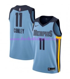 Memphis Grizzlies Trikot Herren 2018-19 Mike Conley 11# Statement Edition Basketball Trikots NBA Swi..