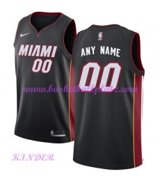 Miami Heat NBA Trikot Kinder 2018-19 Icon Edition Basketball Trikots Swingman..