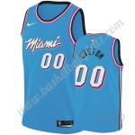 Miami Heat Trikot Kinder 2019-20 Blau City Edition NBA Trikots Swingman
