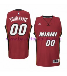 Miami Heat Trikot Herren 15-16 Alternate Basketball Trikot Swingman