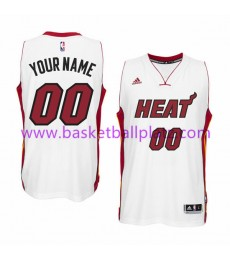 Miami Heat Trikot Herren 15-16 Home Basketball Trikot Swingman