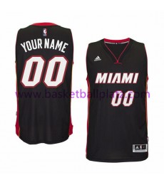Miami Heat Trikot Herren 15-16 Road Basketball Trikot Swingman