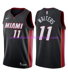 Miami Heat Trikot Herren 2018-19 Dion Waiters 11# Icon Edition Basketball Trikots NBA Swingman..