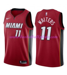 Miami Heat Trikot Herren 2018-19 Dion Waiters 11# Statement Edition Basketball Trikots NBA Swingman..
