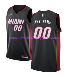 Miami Heat Trikot Herren 2018-19 Icon Edition Basketball Trikots NBA Swingman..