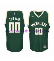 Milwaukee Bucks Trikot Herren 15-16 Road Basketball Trikot Swingman..