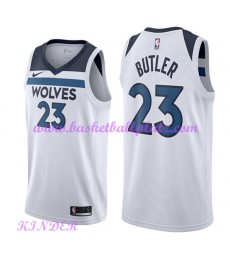 Minnesota Timberwolves NBA Trikot Kinder 2018-19 Jimmy Butler 23# Association Edition Basketball Trikots Swingman
