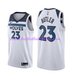 Minnesota Timberwolves Trikot Herren 2018-19 Jimmy Butler 23# Association Edition Basketball Trikots NBA Swingman