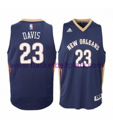 New Orleans Pelicans Trikot Kinder 15-16 Anthony Davis 23# Road Basketball Trikot Swingman..