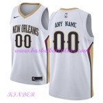 New Orleans Pelicans NBA Trikot Kinder 2018-19 Association Edition Basketball Trikots Swingman