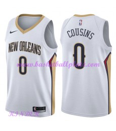 New Orleans Pelicans NBA Trikot Kinder 2018-19 DeMarcus Cousins 0# Association Edition Basketball Tr..