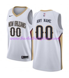 New Orleans Pelicans Trikot Herren 2018-19 Association Edition Basketball Trikots NBA Swingman