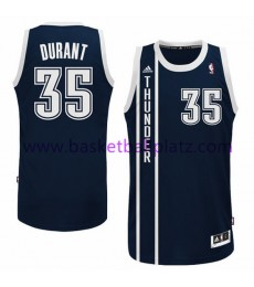 Oklahoma City Thunder Trikot Kinder 15-16 Kevin Durant 35# Blue Alternate Basketball Trikot Swingman..